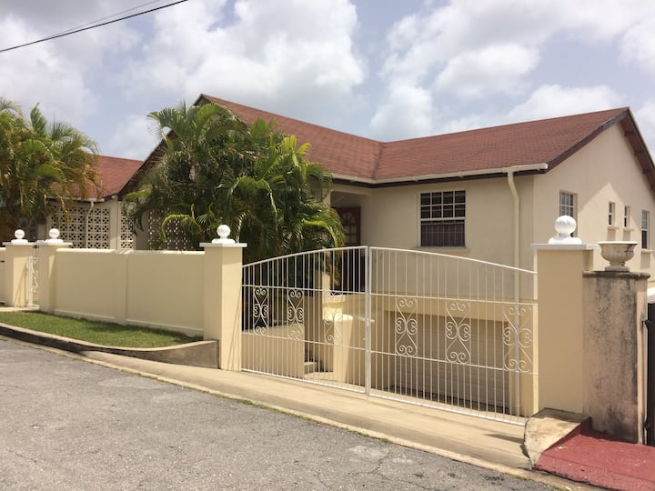 West Coast House  Douglas Barbados