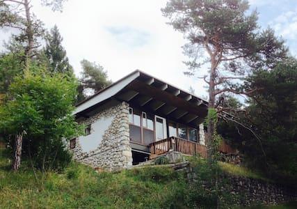 Villino panoramico vicino a Cortina - Borca di Cadore