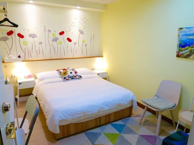 Flower Blossom Room