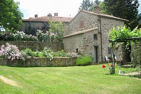 fabulous  barn+pool near Florence - Londa