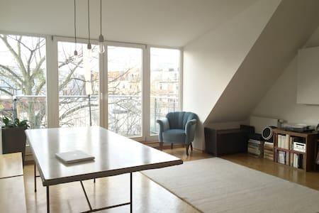 100qm in Schanze // Kid friendly! - Hamburg - Apartment