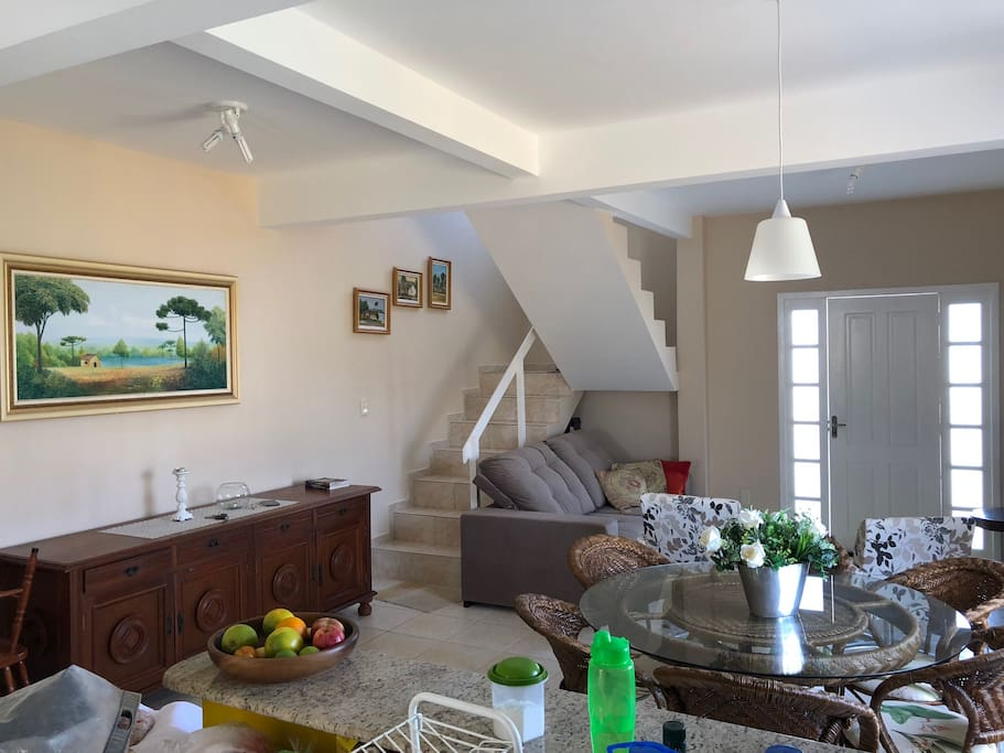 Outra foto da cozinha para Sala.