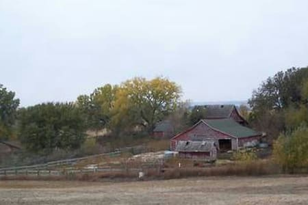 Farmhouse 30min to Omaha downtown - 洛根(Logan) - 独立屋
