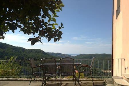 Caratteristico appartamento in Villa - Calice ligure