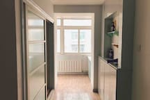 一室一厅一卫一厨,温馨舒适卫生