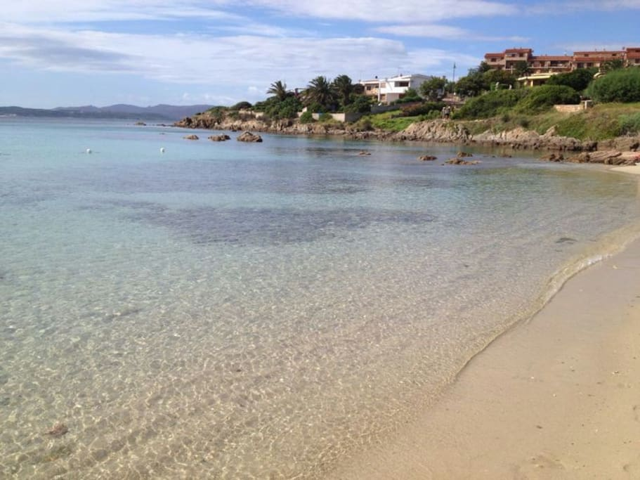 Bados Beach and Residence View