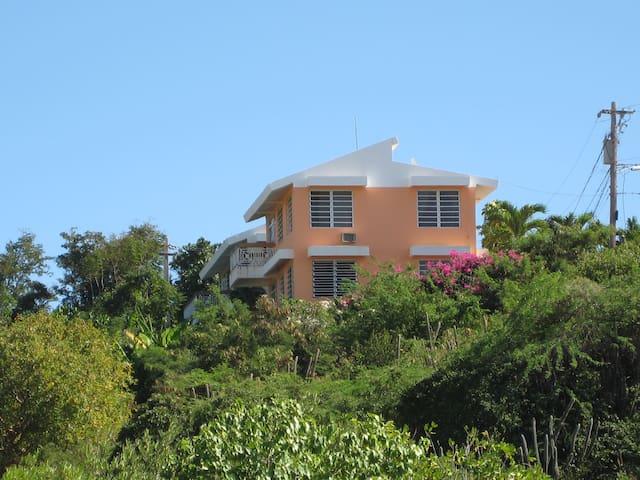 Casa Alejada-Buena Vista Apartment - Guanica - Apartment