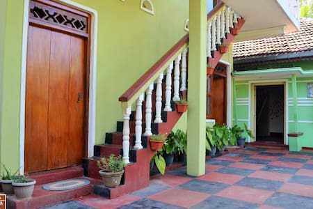 Dilu's Homestay - Garden view room