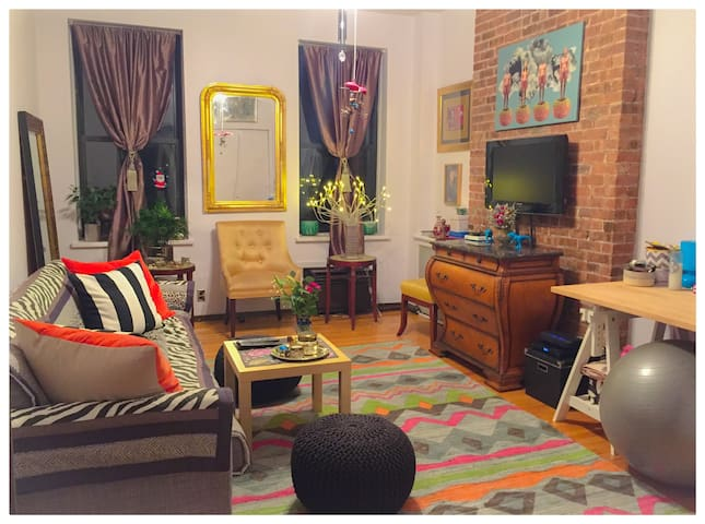 Wonderful Upper East Side Apartment