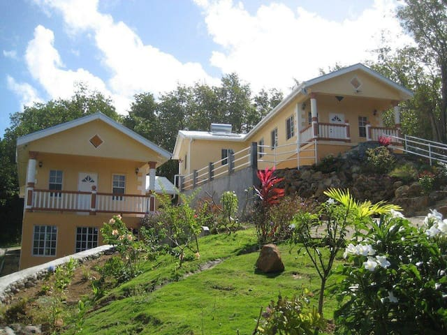 Apartments in St. Vincent and the Grenadines - Saint George - Apartemen