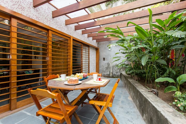 Lovely apart with 2 outdoor areas! - Rio de Janeiro - Appartement