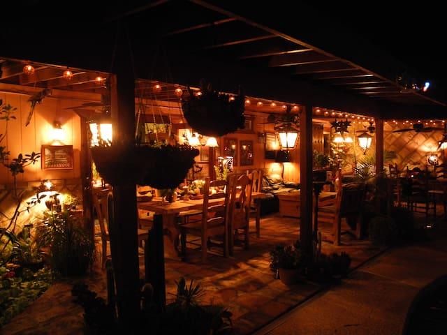 Desert Oasis - Organic Landscaping and Patios N