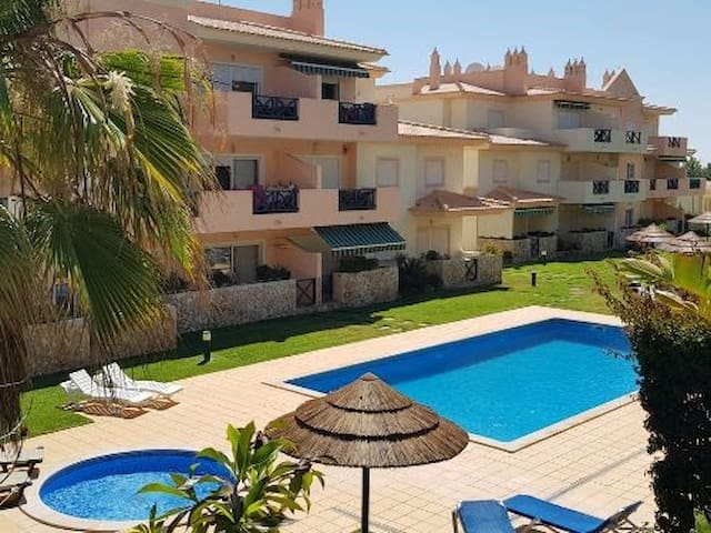 Ground floor flat best place in Algarve /Albufeira