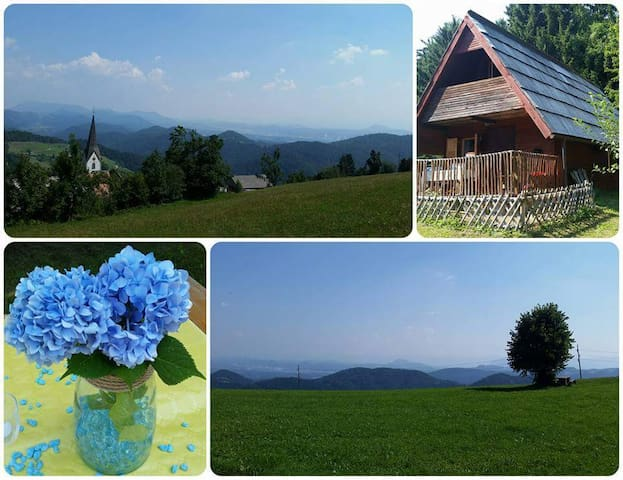 Quiet Piece of Heaven - Slovenj Gradec - House