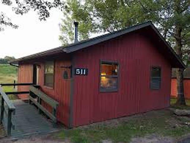 2 Bdrm Cottage, Wisc Dells Resort CMV