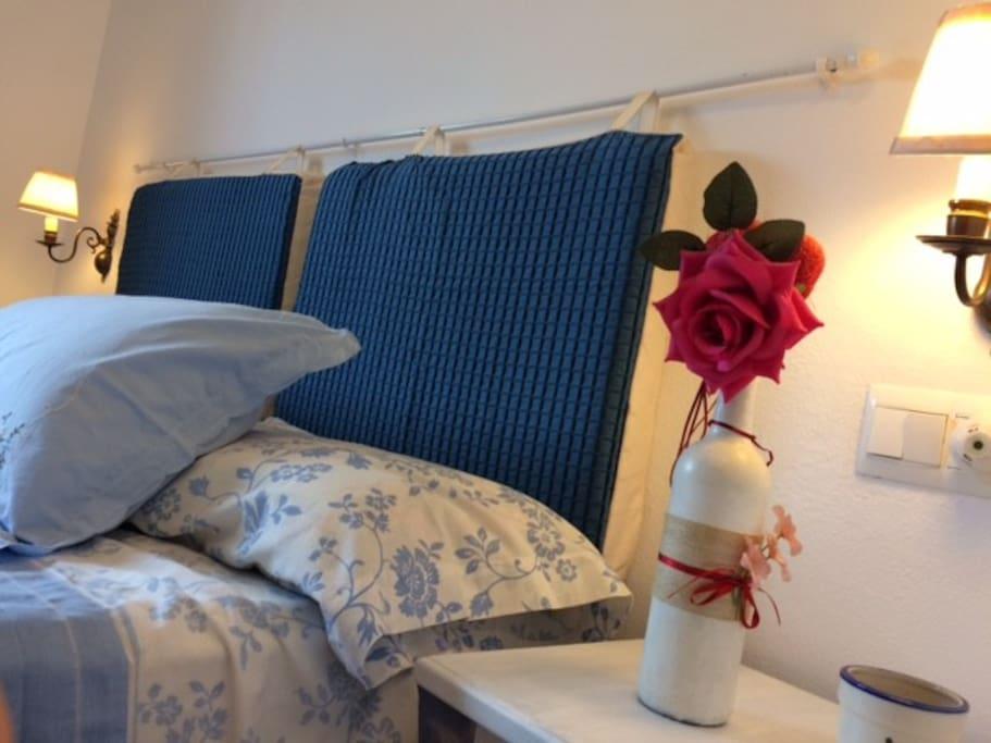 refurbished bedroom 10/2017