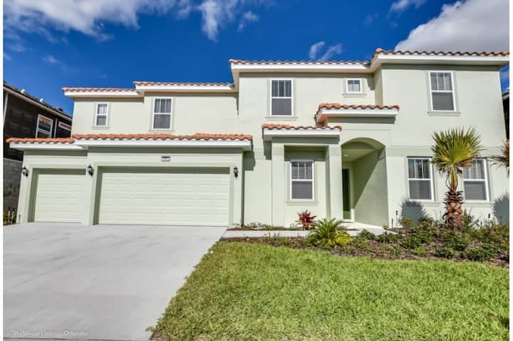 Stylish Orlando Villa for Large Groups -7013CEO