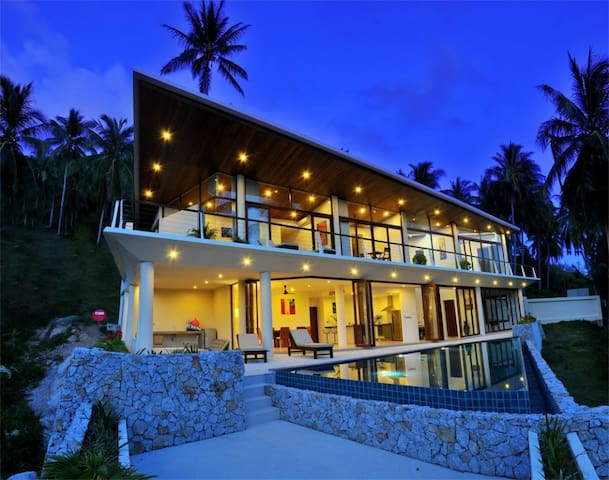 ABSOLUTE PRIVACY - INCREDIBLE VALUE ! - Ko Samui - Villa