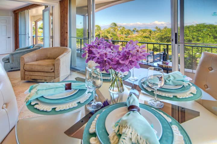 Ocean front Resort Kaanapali BEACH ~ Hale Aloha