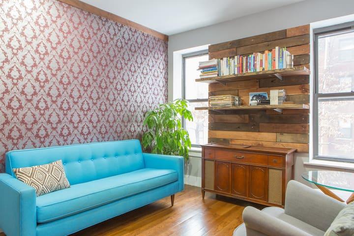 Heart of Hip Williamsburg - Brooklyn - Appartement