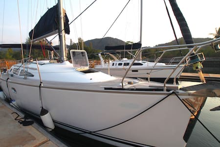 Live aboard and cruise yacht - Trat - Boot