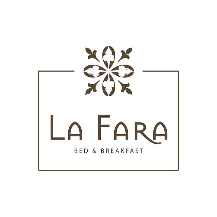 """La Fara B&B - Camera """"Il Diacono"""""""