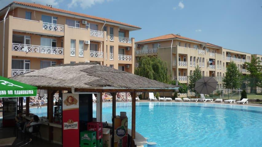 Недорогой отдых с детьми на море в Болгарии - Burgas - Apartament