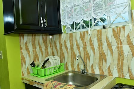 Relaxed Central Apartment - Portmore