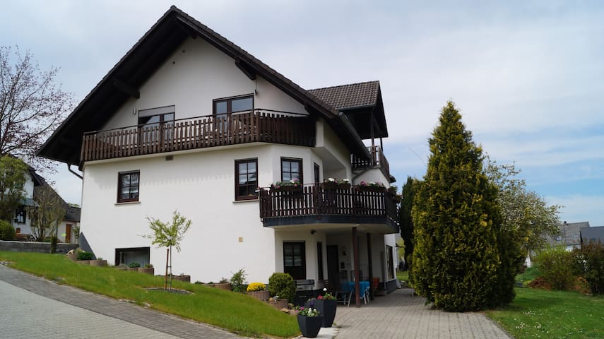 Fewo Bergwiese*** im Hunsrück