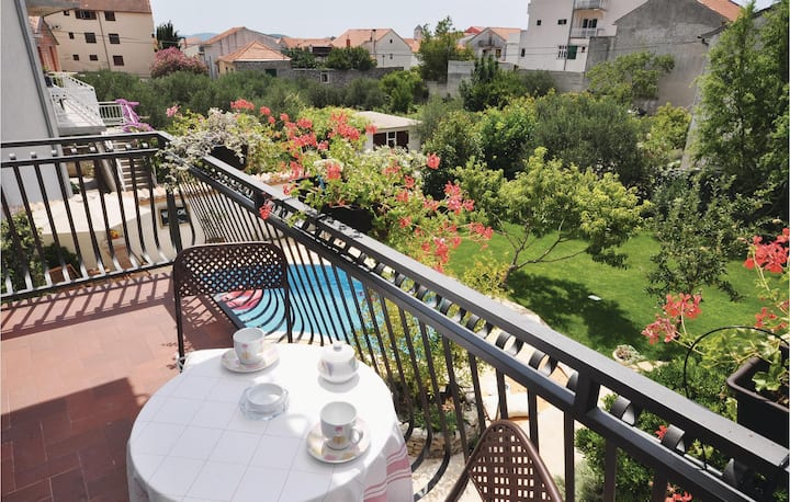 Beautiful home in Vodice with WiFi and 3 Bedrooms