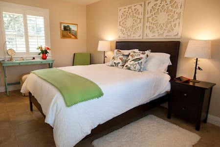New Sonoma Valley Guest Cottage