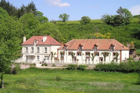 Manoir Bonpassage, charming hotel  with pool, 1 - Thury - Boutique-hotell