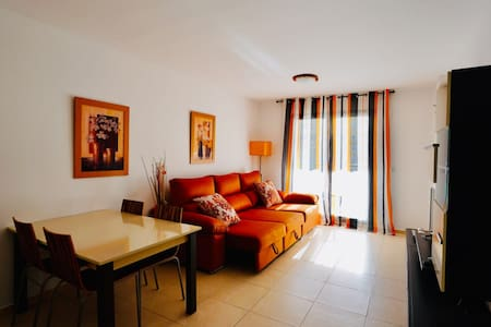 Apartment 5 min from the beach. Wi-Fi. Parking.