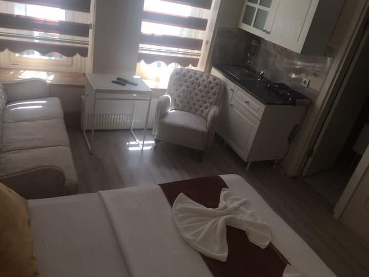 Kadıköy merkezdeki eviniz