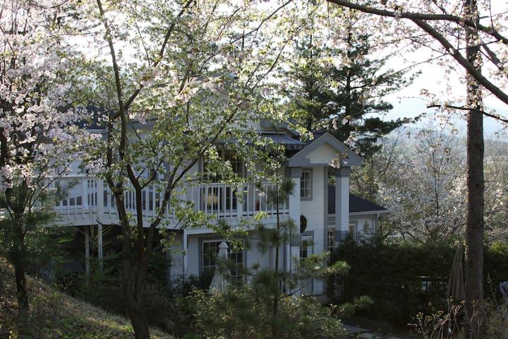 티볼리빌_라벤다 - Pocheon-si - Villa