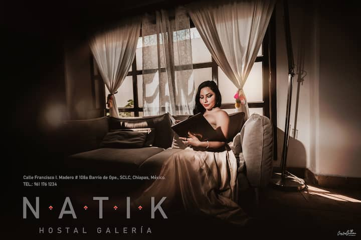 Suite privada Natik