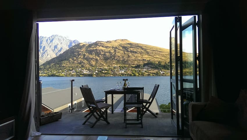 Wonderful view Ensuite  - Queenstown - Flat