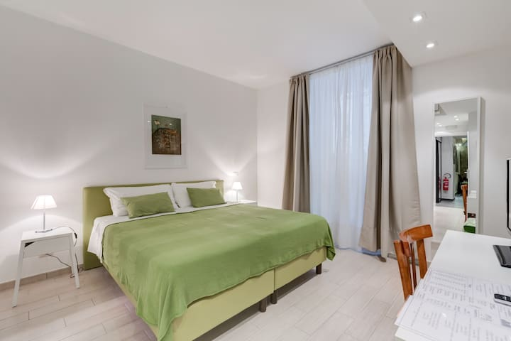 Double Room near Castel Sant'Angelo