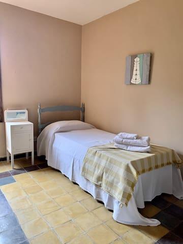 Dormitorio Simple 1 Cama