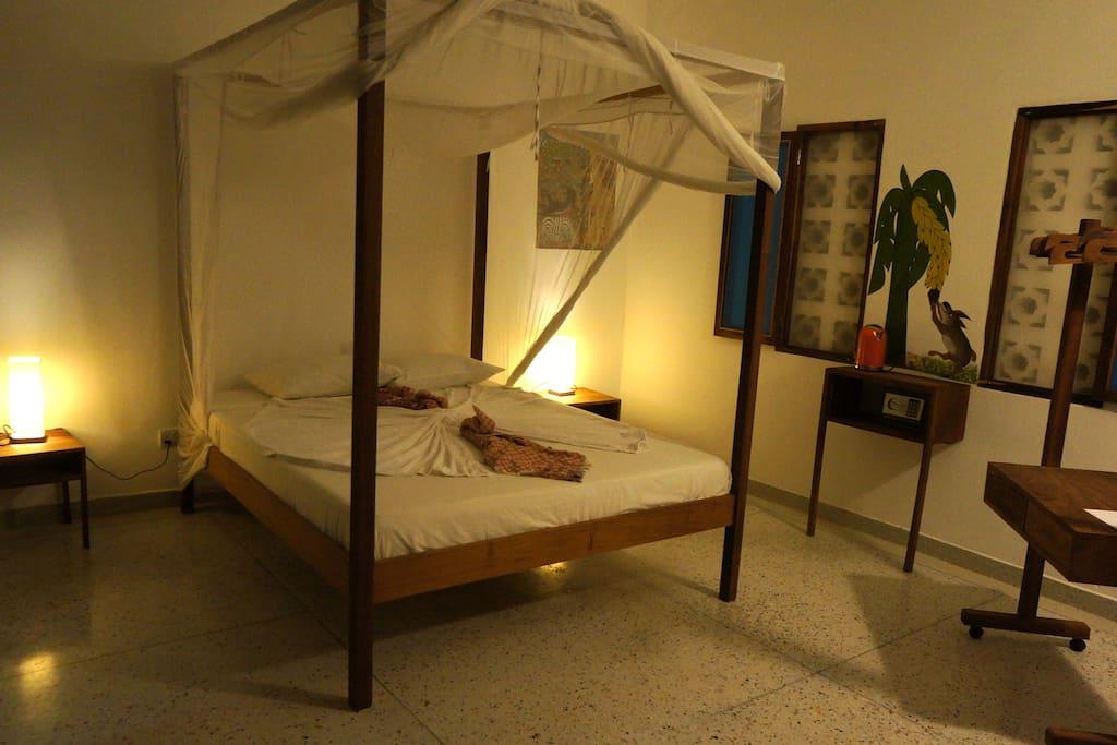 Zimmer Idd Issa