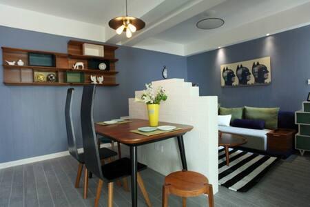 别具个性的小型公寓,一房一厅创意装修,环保卫生! - 香港