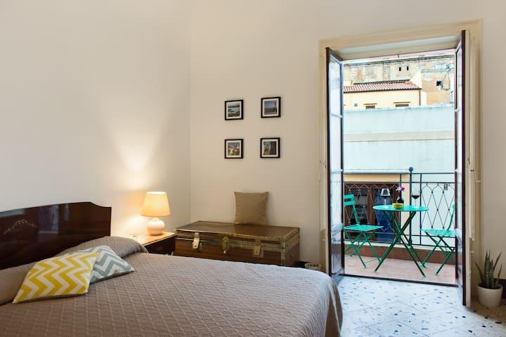 Casa Ambra - Palerme - Appartement