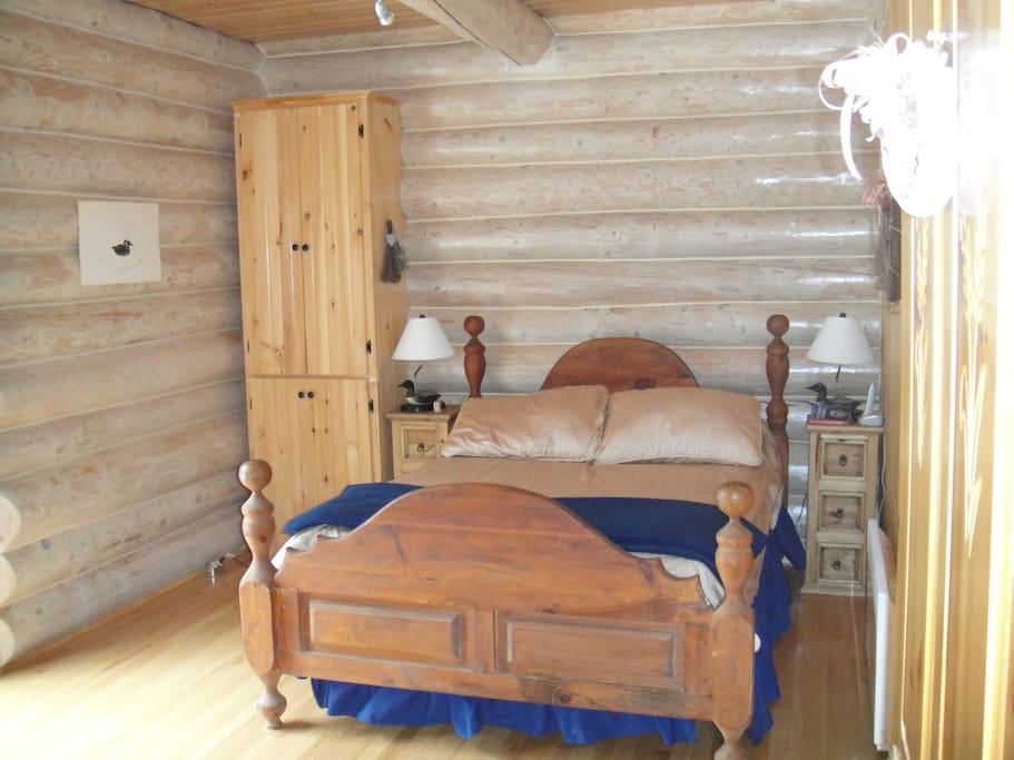 guest bedroom - chambre invités