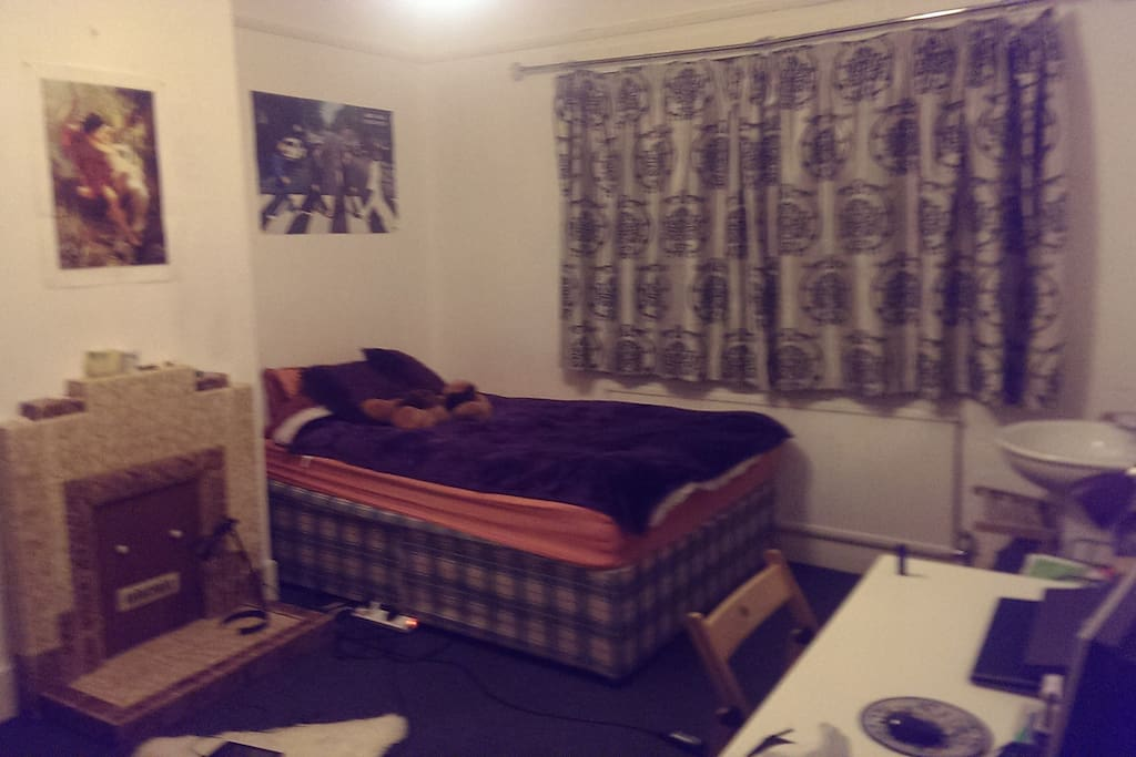 The double room to be rented