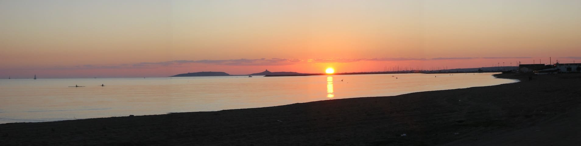Sardegna, Torregrande lungomare - Torre Grande - Casa