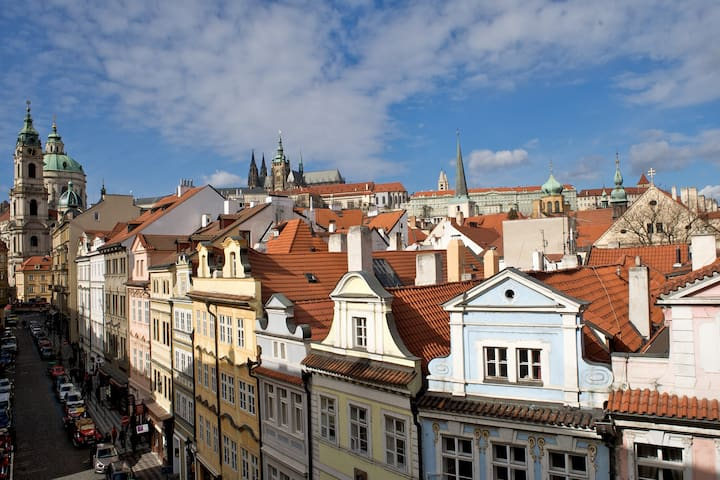 BREATHTAKING VIEW, BEST LOCATION - Praha/Malá Strana