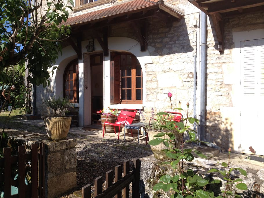 Villa En Rose Site Airbnb It