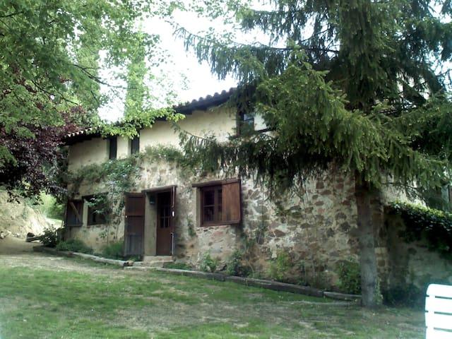 Masoveria independiente siglo XVII  - Sant Hilari Sacalm - Дом