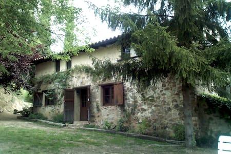 Masoveria independiente siglo XVII  - Sant Hilari Sacalm - Ev