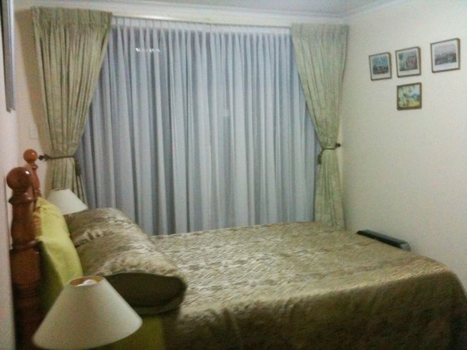 Double Room.  Sleeps 2 people